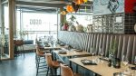Inredning av restaurang OGBG med asiatiska influenser